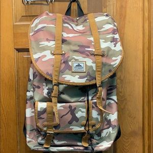 668d11f63f6 Steve Madden utility or school backpack camo